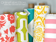 Fabric Store Expands Spring-Friendly Fabric Selection
