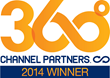 CRI Honored With 2014 Channel Partners 360⁰ Award