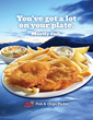 Roy Rogers® Restaurants Reels in Icelandic Cod