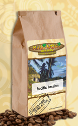 Pacific Passion Coffee Limited Time Offer