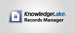 KnowledgeLake Records Manager