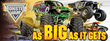Dick Poe Toyota to Sponsor Upcoming Monster Truck Jam Events