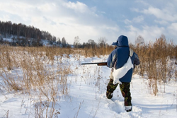 Five Tips for Cold Weather Hunter Safety