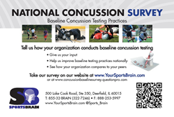 Sports Brain National Concussion Survey