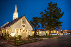 Las Vegas Wedding Chapel, little white chapel