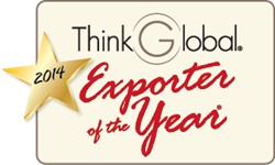 2014 ThinkGlobal Exporter of the Year Awards