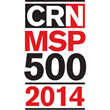 Secure-24 Named to CRN's Managed Service Provider 500 List