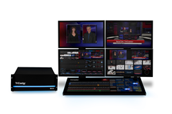 NewTek Gets International Java Jazz Festival Swinging Live in HD