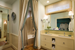 Exquisite Bathrooms in the New Luxury Lakeview Rooms