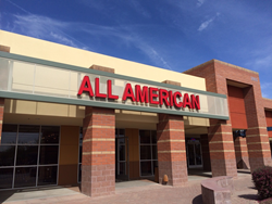 all american chandler store