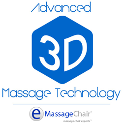 3D massage chair technology