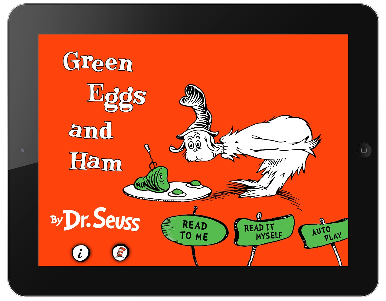 green eggs and ham free pdf