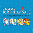 Dr. Seuss Book Apps by Oceanhouse Media On Sale for Dr. Seuss's Birthday and Read Across America Day