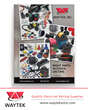 Waytek Now Offers Updated Electronic Catalog Ready for Download