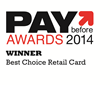 StoreFinancial and Clients Named Winners in 2014 Paybefore Awards
