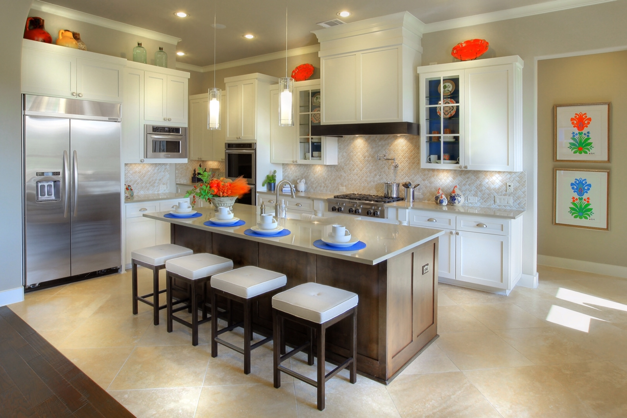 Austin s highly anticipated master planned community for Texas kitchen designs