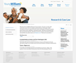 YoungWilliams responsive website design by Project6 Design