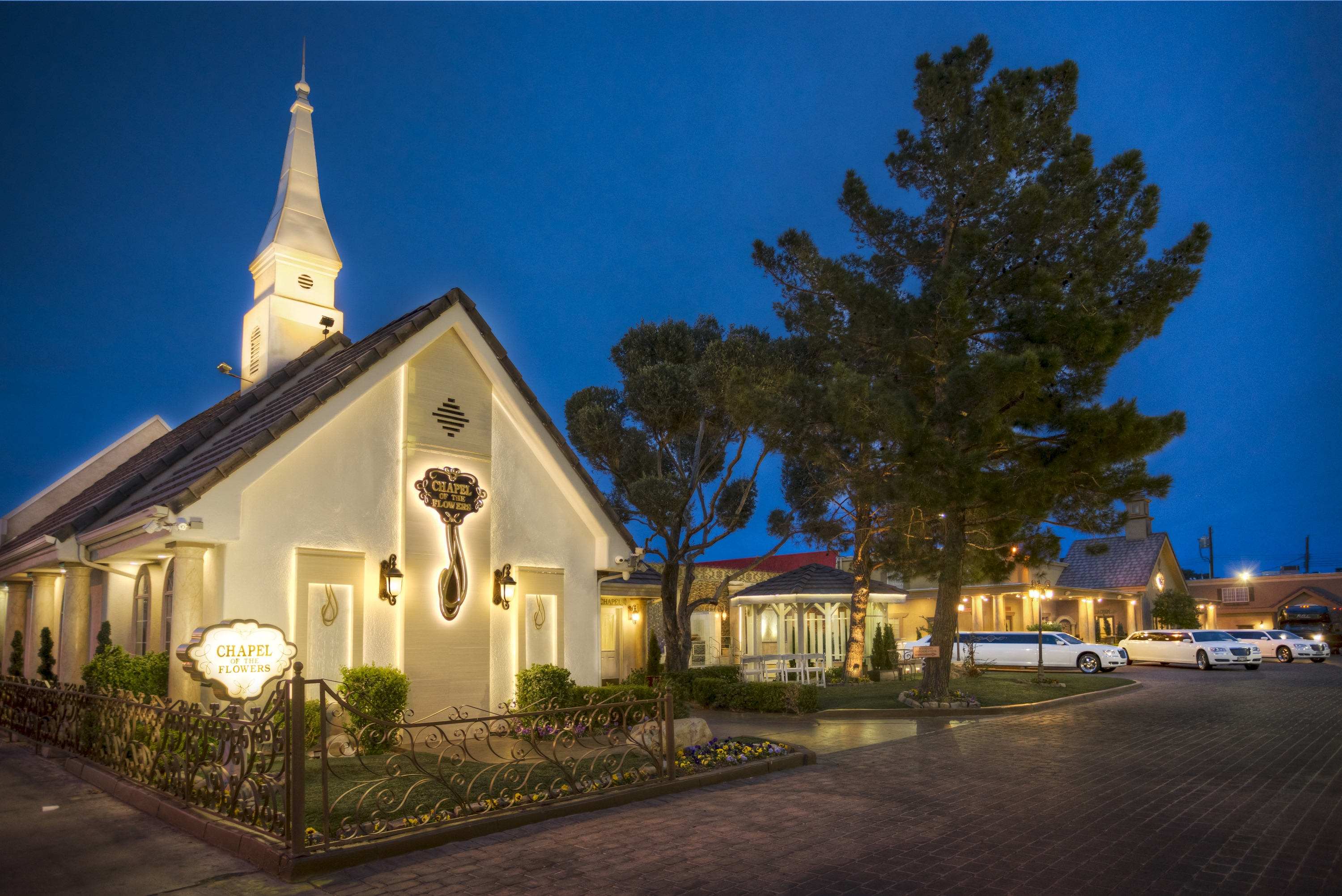 Top Las Vegas Wedding Chapel Chapel of the Flowers Introduces New Digital M