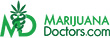 On www.MarijuanaDoctors.com, doctors may register for referrals of patients who seek evaluation for medical marijuana.