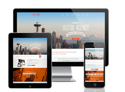 responsive website design seattle