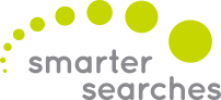 Smarter Searches header logo