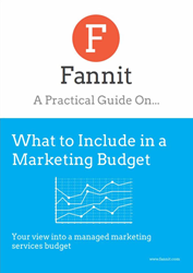 What to Include in a Marketing Budget