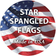 100% Made in USA 3x5 Nylon American Flag Available at a Special Price...