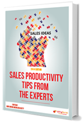 Sales Productivity Tips eBook