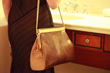 Luxury Glass Handbag Seen in Recently Released Movie and Now...