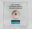 Dow Corning Sample Plaque