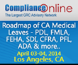 Popular ComplianceOnline Seminar on California Medical Leaves...