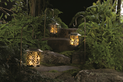 Wind and Weather, Path Lighting, Lantern, Garden Lighting