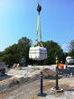 MHF Services Provides Jumbo Sand Bags for Olmsted Dam Project