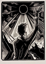 Image from Gods' Man, 1929. Copyright the Estate of Lynd Ward.