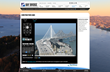 San Francisco-Oakland Bay Bridge construction was documented by webcams for over 5 years