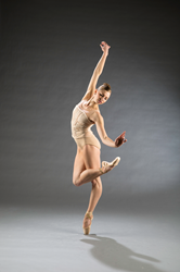 Principal Dancer Lauren Fadeley. Photo: Alexander Iziliaev