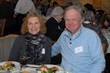 "Duxbury residents Carol and John Canty enjoy a delicious heart-healthy dinner at the recent ""Preventing & Managing Cardiac Disease"" presentation held at Allerton House in Duxbury."