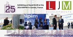 Shaheryar Mian, MIPIM, Cannes, France