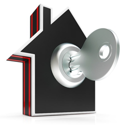 Image credit: <a href='http://www.123rf.com/photo_26063842_home-and-key-showing-house-protected-or-locked.html'>stuartphoto / 123RF Stock Photo</a>