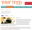 Your Teen Magazine for Parents Series Covers Dangers of Teenage...