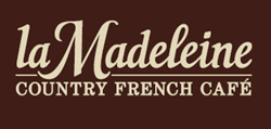 La Madeleine Country French Café logo