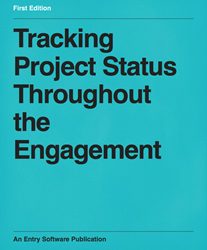 Tracking project status