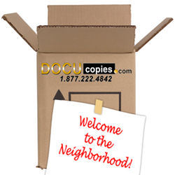 Docucopies is moving on up!