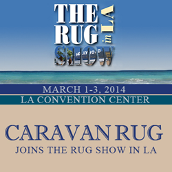 Caravan Joins The Rug Show in LA