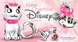 Chamilia Disney Princess Collection Now Available at A Silver Breeze