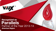 "ViUX Wins Parallels Partner Award for ""Regional Partner of the..."