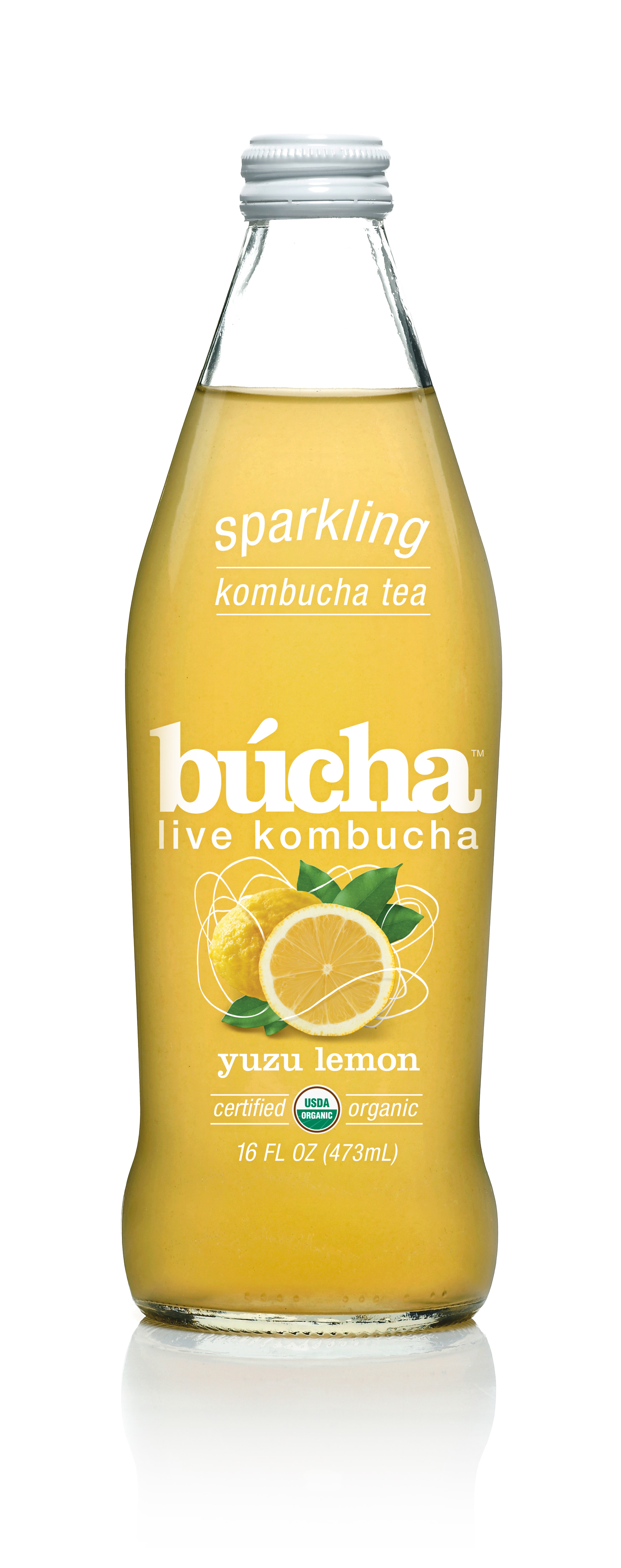 Lemon Law California >> East Meets West With New Búcha Sparkling Kombucha Tea; First Kombucha Made With Exotic 'Yuzu ...