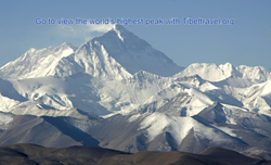 The best time to visit Mount Everest is from April to June when it is very clear.