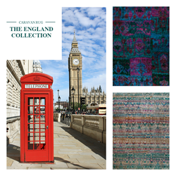 The England Collection from Caravan Modern