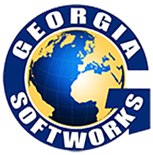 GSW, developer of the Telnet Server for Windows and SSH Server for Windows, logo
